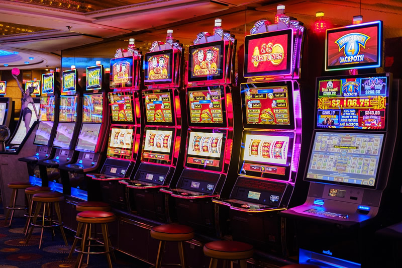 Slot Machine Gambling – Facts You May Want to Know